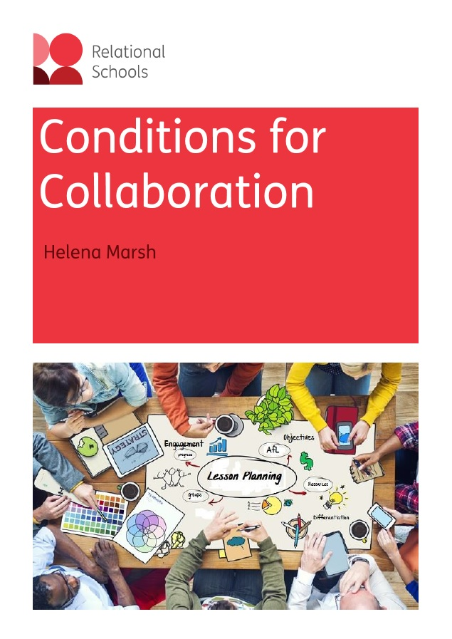Conditions for Collaboration (Helena Marsh)