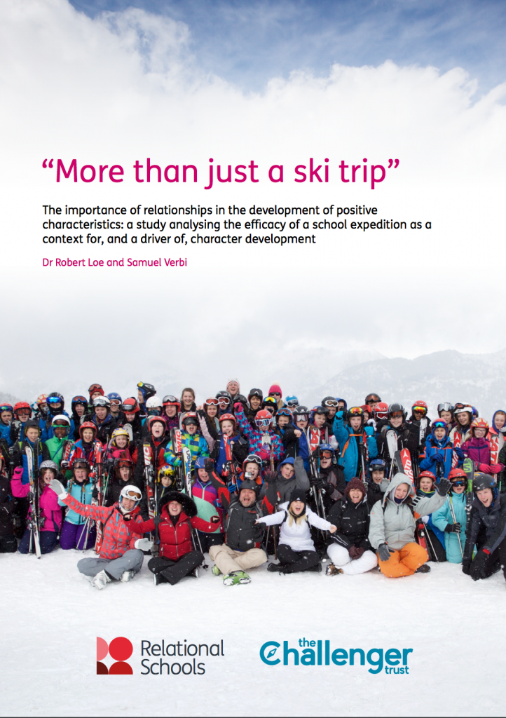 More than just a ski trip